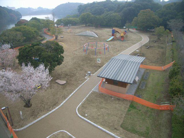 平成24年度 県立平和台公園 アスレチック広場改修工事(その2)
