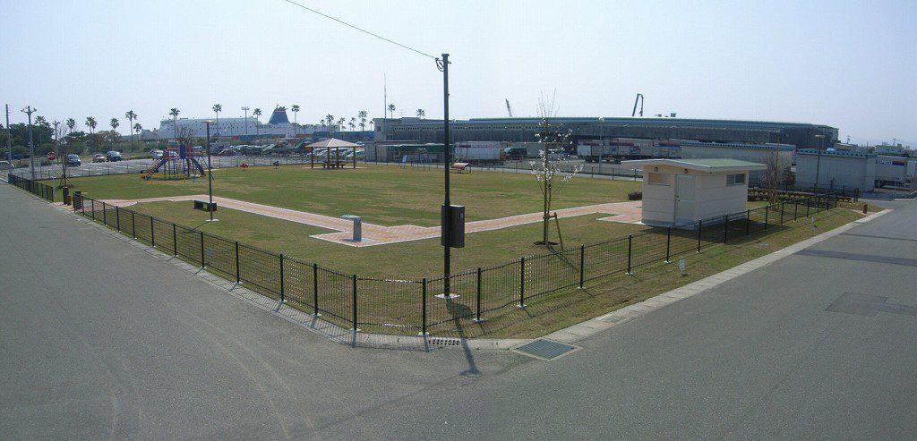 東部4号街区公園整備工事
